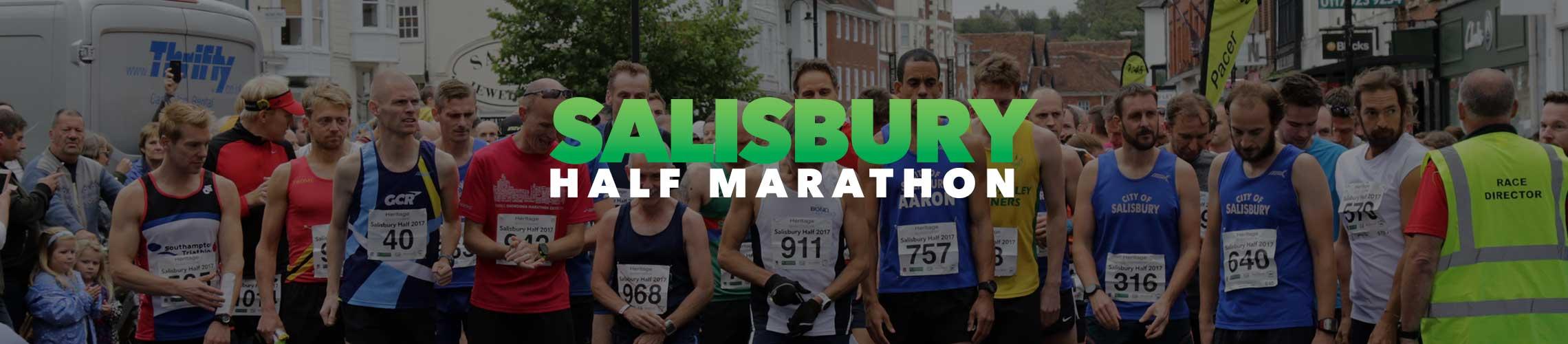 Salibury Half Marathon